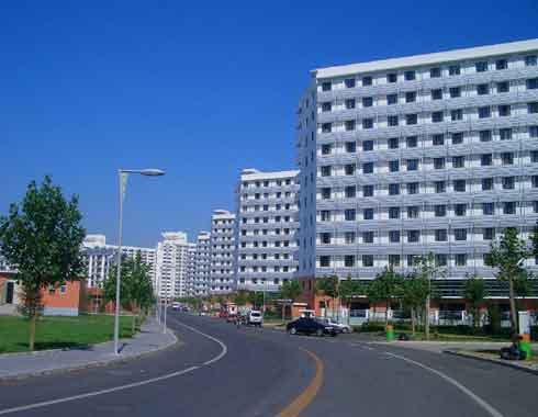 China Study University Dormitory
