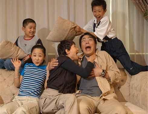 Oversea Story China Study Drama 1