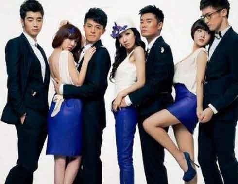 Oversea Story China Study Drama 4