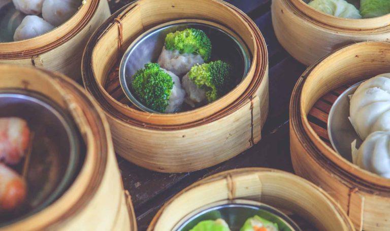 중국 대학 식당 시설 메뉴 가격