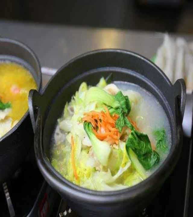 China Study School Food 1