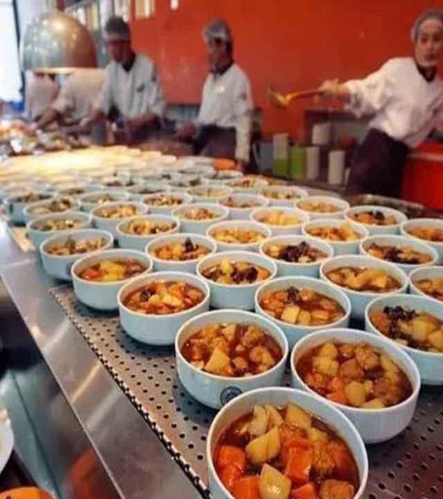 China Study School Food 5