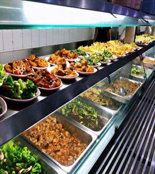 China Study School Food 6
